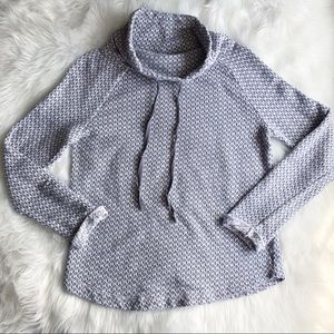 Loft • Cowl Neck Pullover